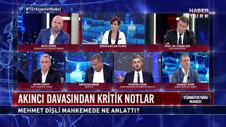 Türkiye'nin Nabzı - 21 Ağustos 2017 (15 Temmuz Davaları)