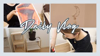 Daily Vlog!ただただ家具をつくる日【インテリア】