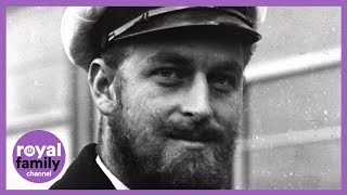 The Duke Of Edinburgh His Childhood And Royal Navy Career
