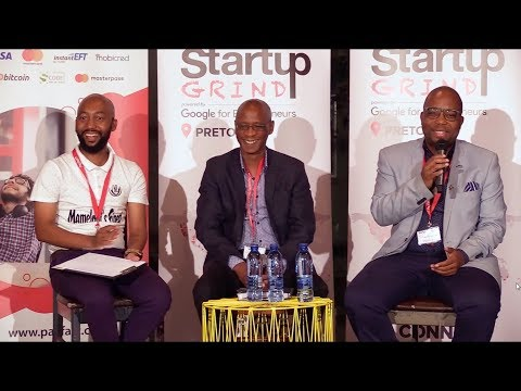 Startup Grind Pretoria hosted a State of Entrepreneurship - Solutions Driven Panel Discussion