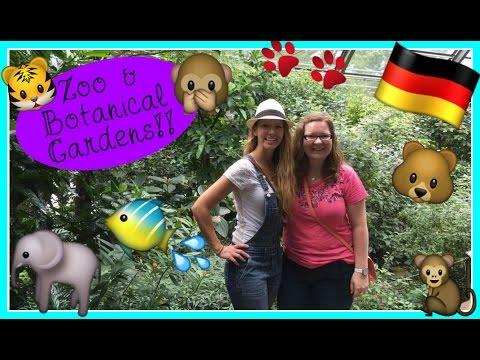 My Last Saturday in Stuttgart [Wilhelma Zoo]