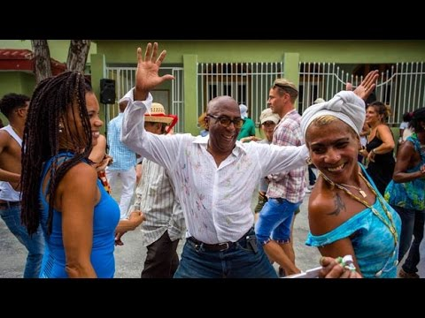 Cuban citizen on Obama's historic visit