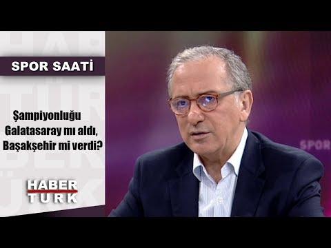 Spor Saati - 20 Mayıs 2019 (Şampiyonluğu Galatasaray mı aldı, Başakşehir mi verd
