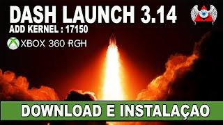 DashLaunch 3.14 | Download e Instalação | RGH