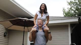 Sean and Catherine's Ice Bucket Challenge