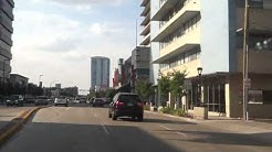 Rolling down Kirby Drive in Houston - Part 1