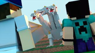 vuclip Minecraft: PARAÍSO - #98 ENCONTRAMOS O REI!