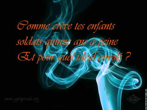 Eiffel - Clash - ( french music w lyrics )