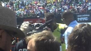 Usain Bolt wins 200 Meters at IAFF Diamond League Adidas Grand Prix