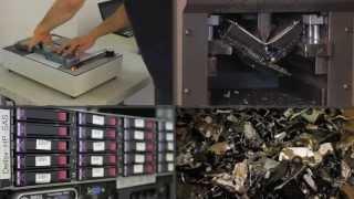 Contact a Data Destruction Specialist - Liquid Technology Hard Drive Shredding / Wiping