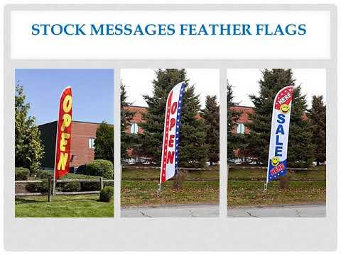 custom feather flags bow flags the flag website - Custom Feather Flags