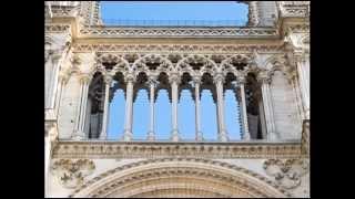 Notre-Dame de Paris - !!!most complicated model of the temple in France