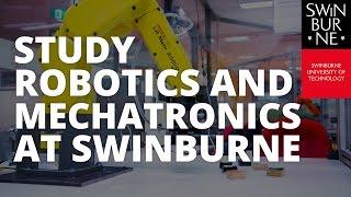 Study Robotics and Mechatronics Engineering at Swinburne