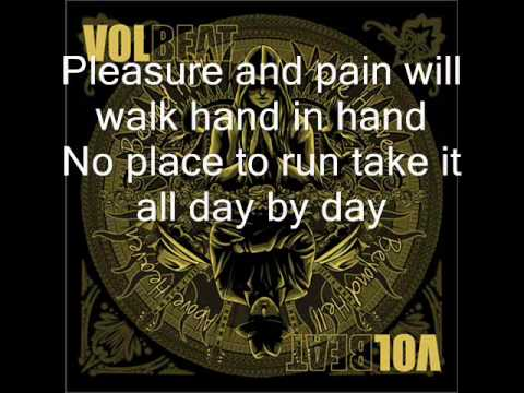 Volbeat-magic Zone Lyrics
