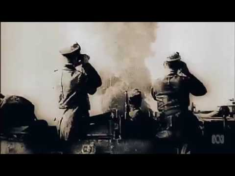 Italian Hackers Defeat 7th Desert Rats Division DOCUMENTARY
