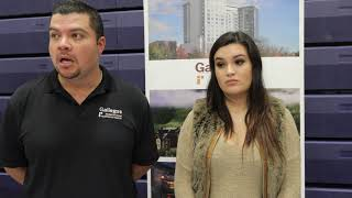 An Interview with The Gallegos Corporation || GlenX Career Expo Fall 2018