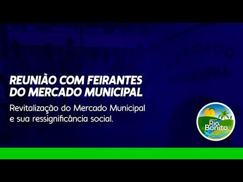 REVITALIZAÇÃO DO MERCADO MUNICIPAL
