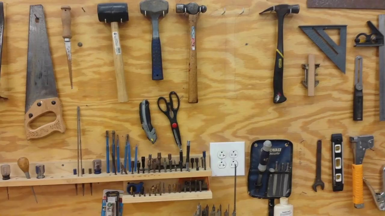 Tool Board Improvement Lean Tool Storage Youtube