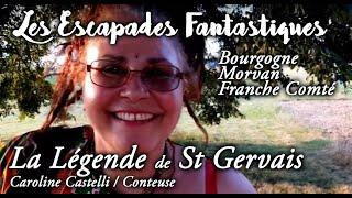 #03 escapades fantastiques Saint Gervais Caroline Castelli