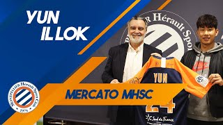 VIDEO: Yun Il Lok NOUVELLE RECRUE du MHSC !