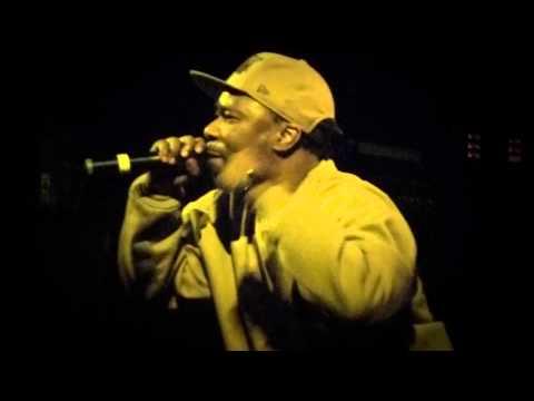 Dinco D - Scenario (remix) and Scenario (HD) Live Hip-Hop Gods Tour - Irving Plaza in NYC 11/29/12