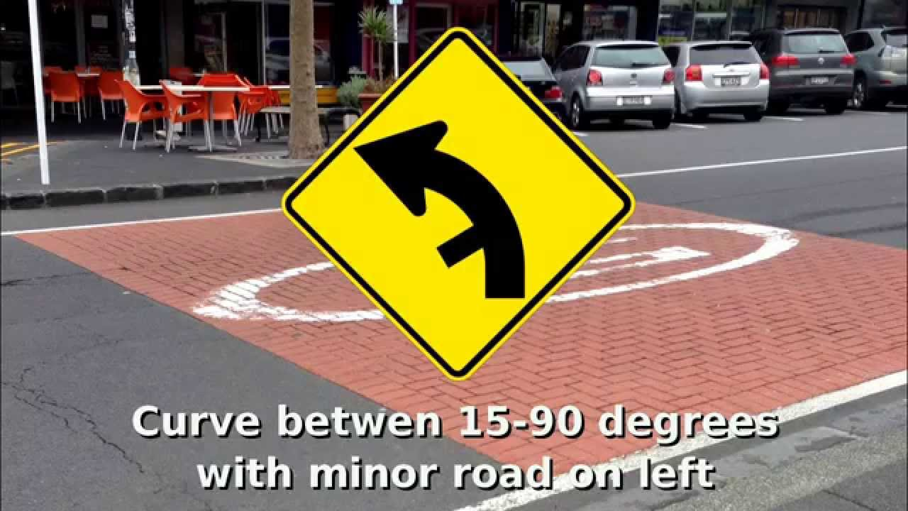New Zealand Road Signs Explained