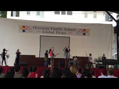 Uptown Funk - OFS Singapore Global Picnic 2015