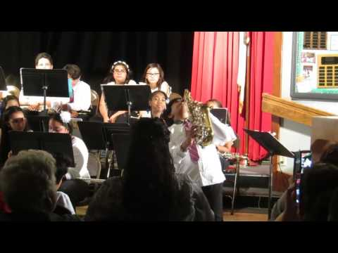 Take Five on Alto Sax at Isabelle Jackson Elementary School(Elk Grove, CA)