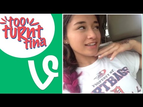 TooTurntTina Vine Compilation - Episode 1
