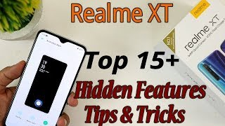 Realme XT Top 15++ HIDDEN Features, Tips & Tricks, Advance Features In HINDI