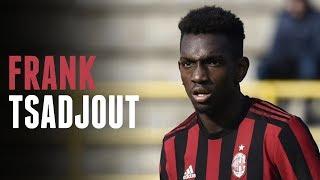 Frank Tsadjout - Young and Amazing Talent