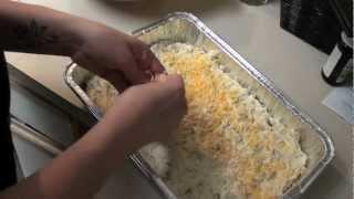 Whats For Dinner? Sour Cream Chicken/green Chili Enchiladas