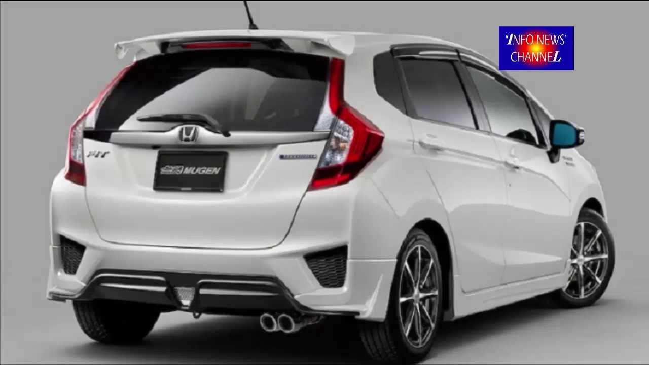 Honda Fit The 2018 Honda Fit Hybrid Youtube