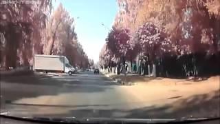 Дтп на видеорегистратор приколы драки  2015