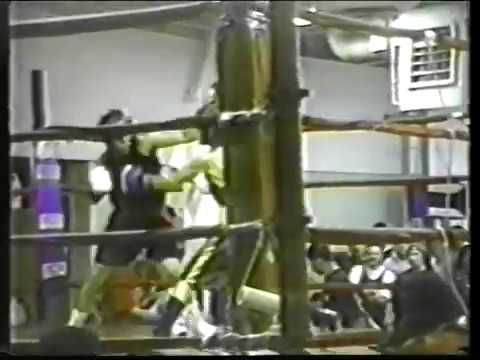 HILIGHTS FROM 1996 AMATEUR BOXING IN ALBUQUERQUE, NM
