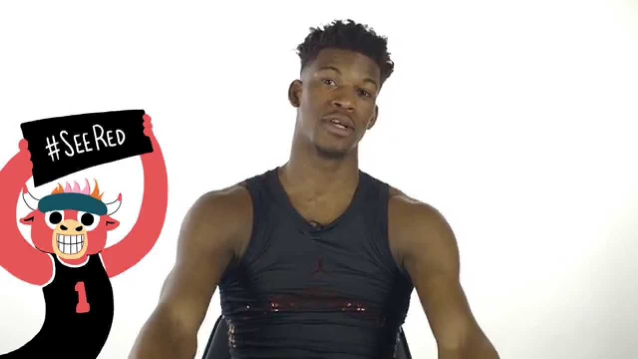 Jimmy Butler Has The Answers