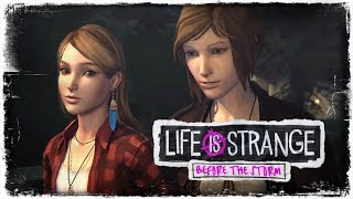 Life Is Strange: Before The Storm —  ФИЛЬМ (Игрофильм, сюжет, cutscenes)