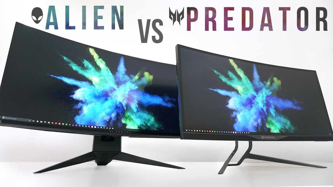 Alienware AW3418DW vs X34 Predator! Or Wait For 200Hz?