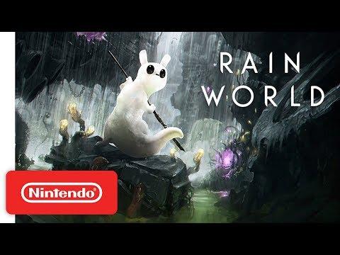 Rain World - Launch Trailer - Nintendo Switch