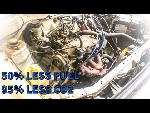 1.5L/100km | Save $1,820 Per Year On Fuel & Reduce CO2 Exhaust Emissions By 95% | Vapour Fuel System