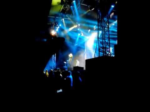 Shinedown 45 Spokane WA Rockstar Uproar 2012