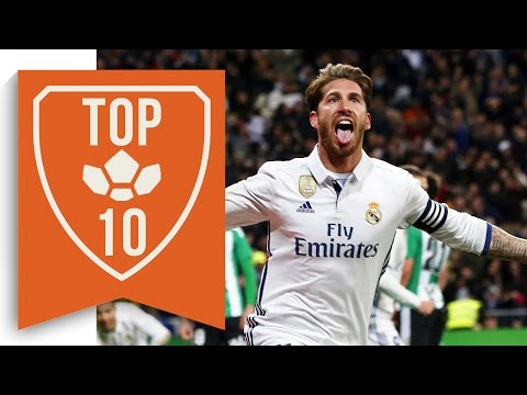 Top 10 Greatest Goalscoring Defenders Of All Time