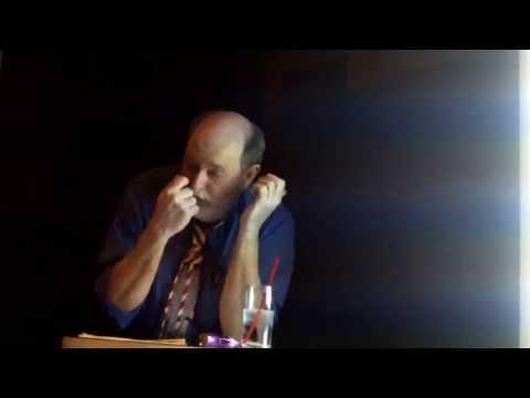 Kenn Thomas, JFK+UFO, Dresden Room lecture for L.O.W.F.I., January 2013