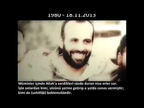 Tevhid Tugayı Komutanı Şehid Abdulkadir Salih'in anısına.. Allah rahmet eylesin Mekanın cennet olsun