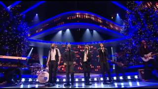 Take That The X Factor Final Patience