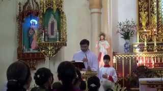 Giáp Đông xứ Báo Đáp, mừng lễ thánh Giuse quan thầy 19/3/2015