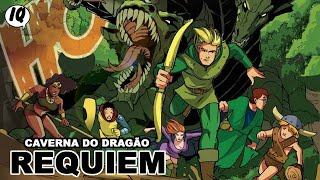 Episódio Final de Caverna do Dragão - Requiem
