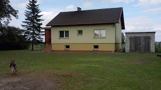 Dom na wsi Bruki unisławskie