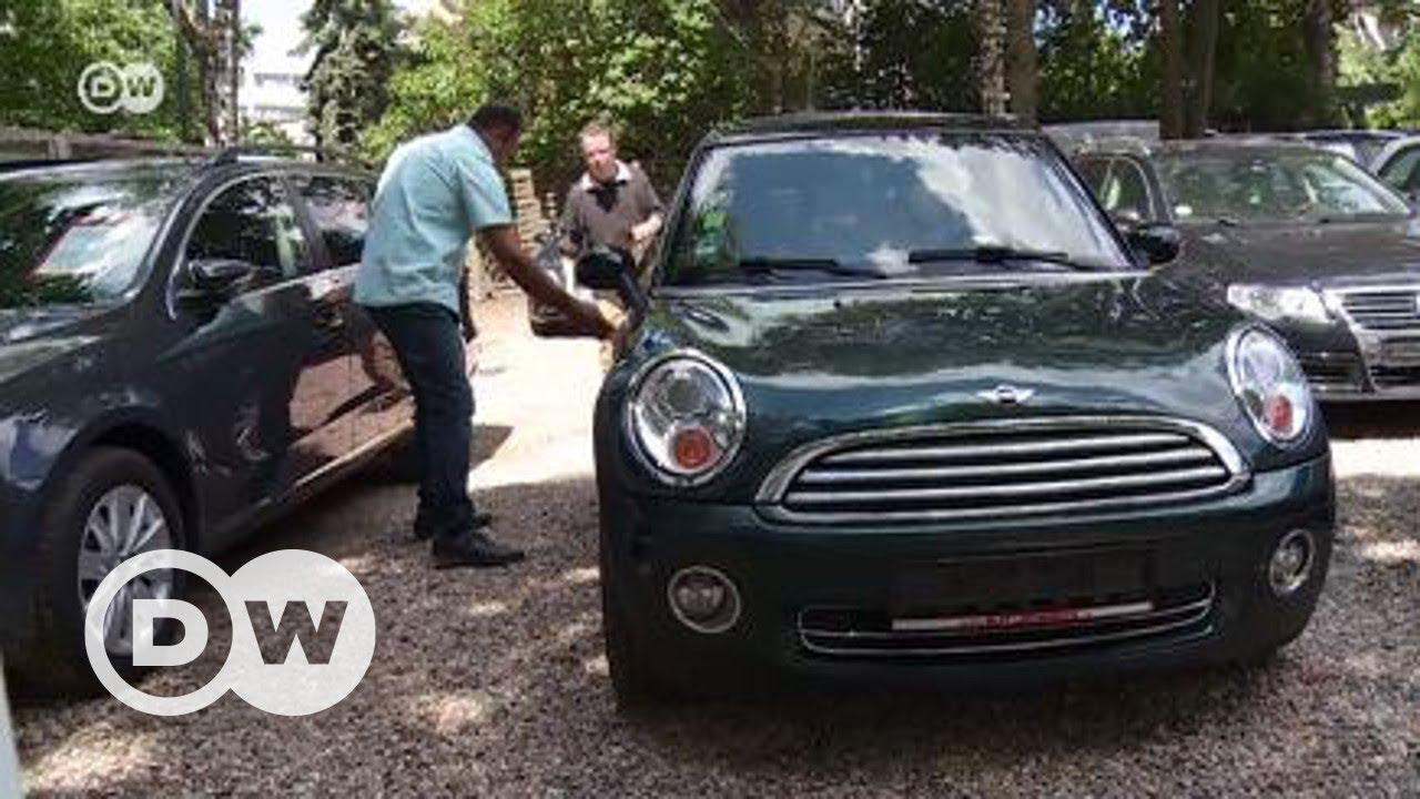 Almanya'da ikinci el dizel araçlar elde kaldı - DW Türkçe