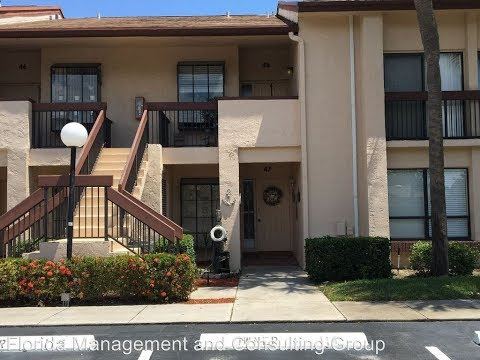 South Florida for Rent: Deerfield Beach Condo 2BR/2BA by Property Management in South Florida